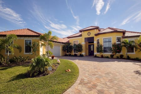 Welcome to Villa Turtle Bay - Cape Coral