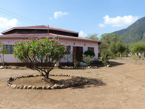 TEMBO Guesthouse, Longido, Tanzania