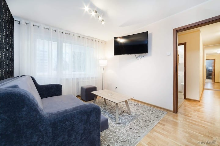 Beautiful and cosy flat near city center