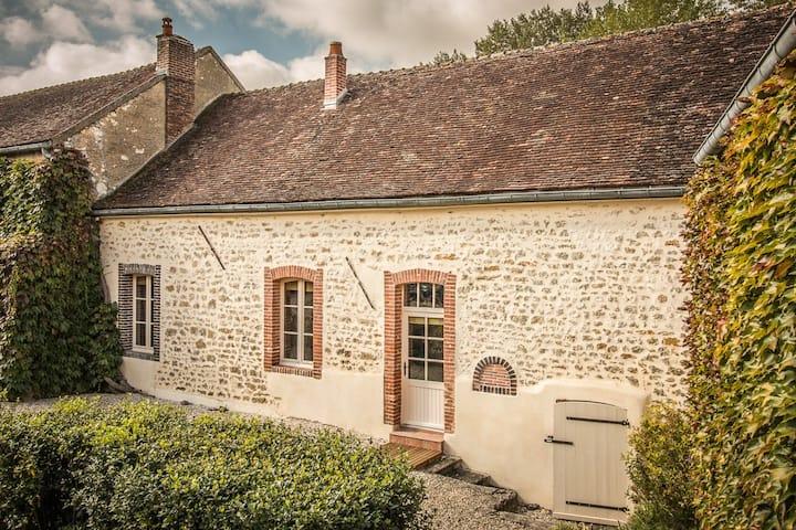 Superbe cottage privé en Bourgogne