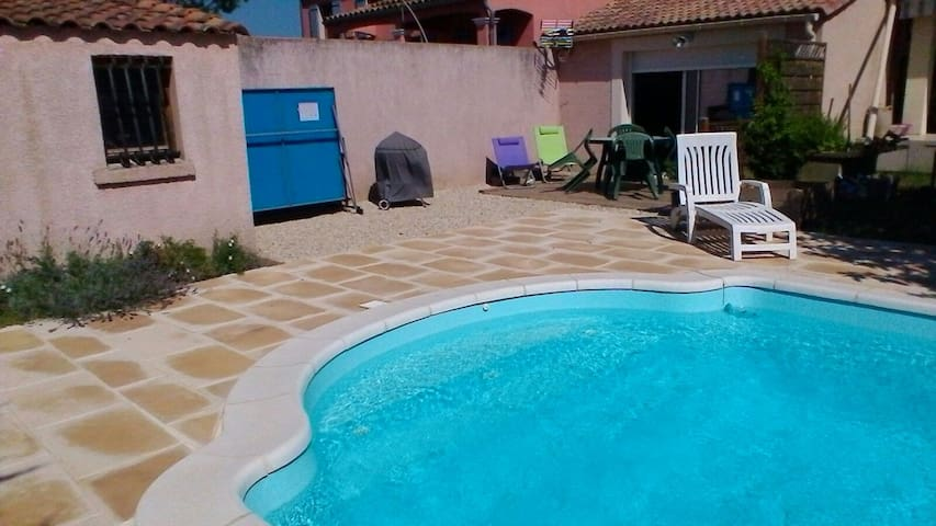 Appartement calme proche d Avignon - Vedène - Wohnung