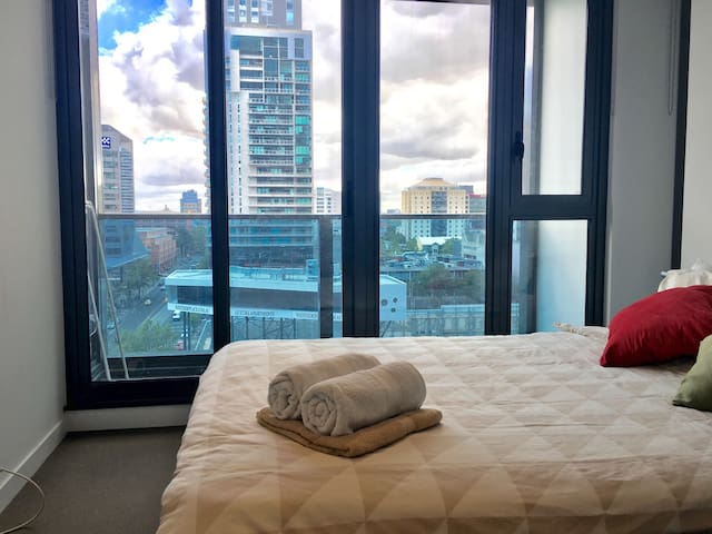 Beautiful room in CBD FreeTramZone - Melbourne - Apartamento