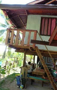 Moon light homestay - General Luna, Caraga, PH - Maison