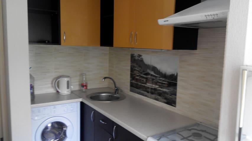 Первая сдача 2-х ком. квартиры в сердце Днепра - Dnepropetrovsk - Daire
