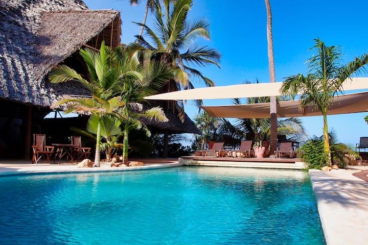 Cozy and Relaxing Double Bungalow of Zanzibar.