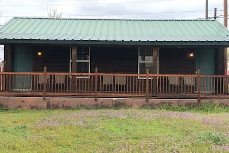 Canton Log Cabin Unit #1
