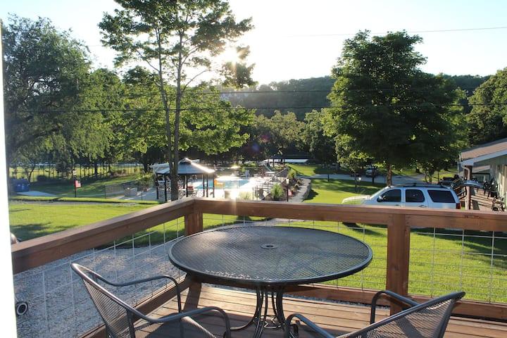 Driftwater Resort Cabin 12