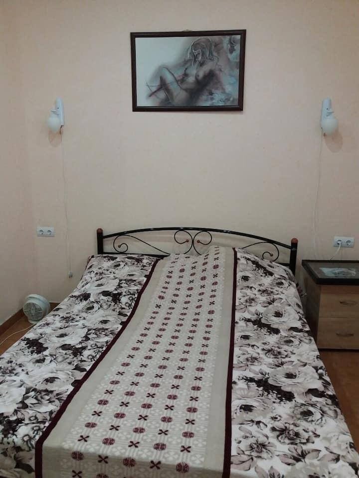 Уютная квартира в частном комплексе 3 места