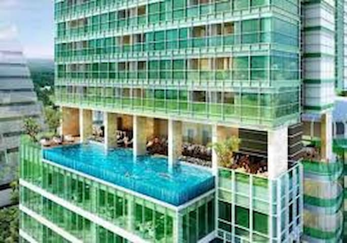 Apartemen Praxis Surabaya Pusat