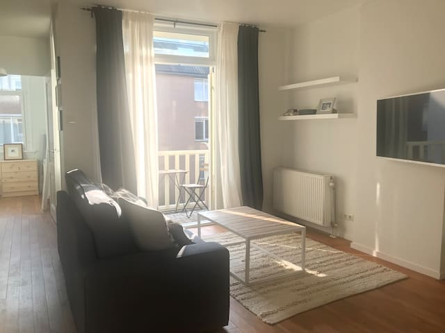Cozy and new Apartment in the center of Amsterdam