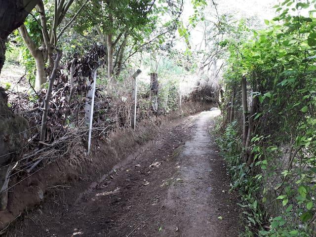 Ranchito San Martín casa posada
