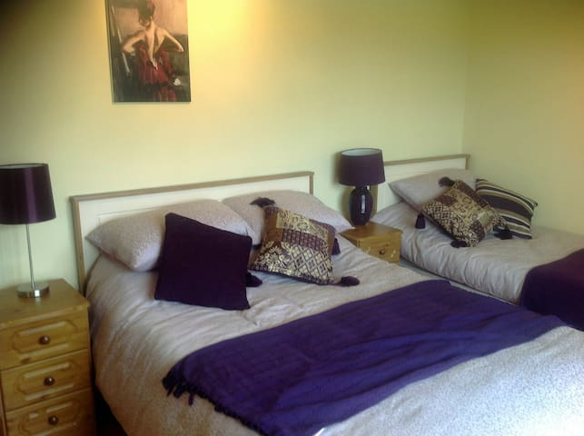 Wexford Family Room Sleeps 3...€50