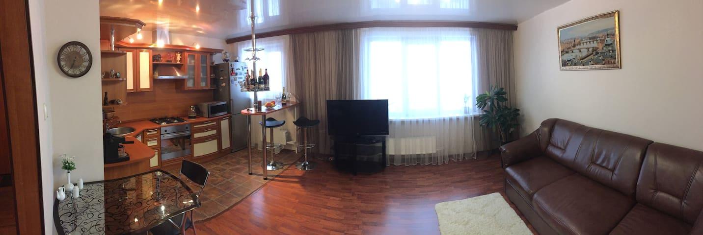 Уютная  квартира Ольховская 27