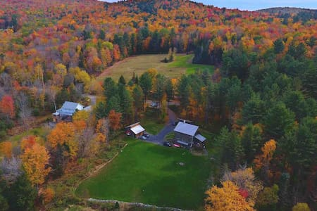 Green Mountain Getaway- Artful Space Gorgeous View