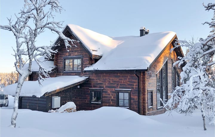 Amazing home in Vemdalen with Sauna, WiFi and 4 Bedrooms