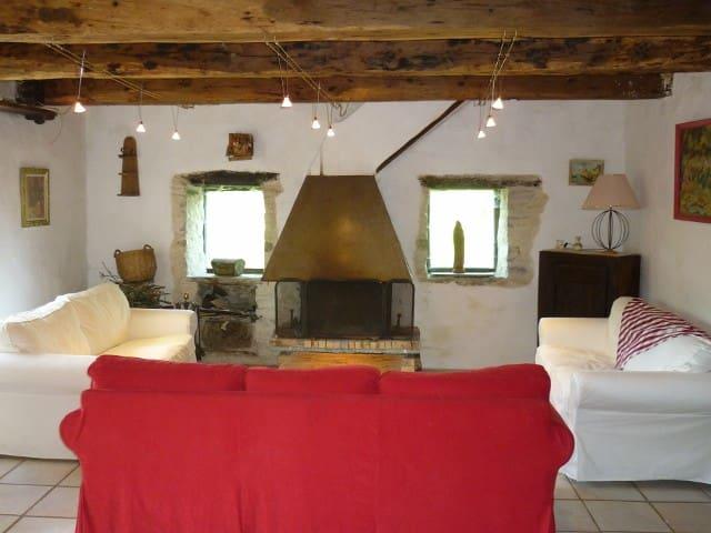 La Borie : agréable mazet au calme dans le Tarn. - Valence-d'Albigeois - Casa