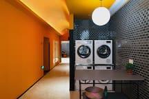 洗衣房2(陪烘干机)
