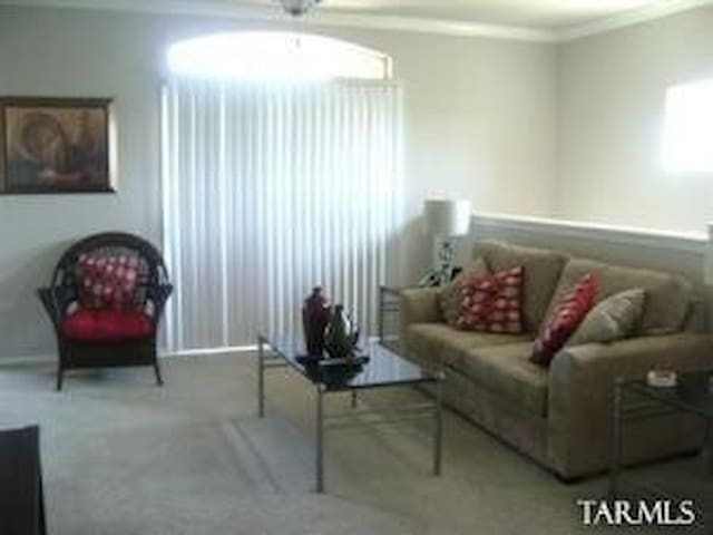 9205 One Bed/One Bath Furnished 2nd floor location