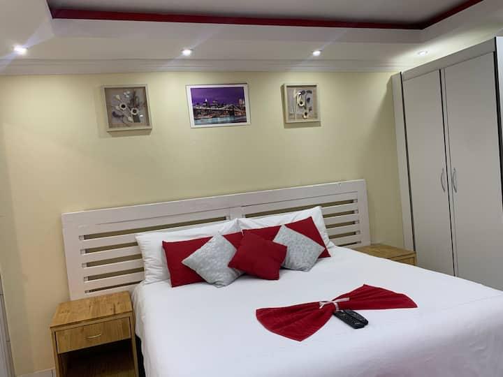Ekaya Palace room#3, Built for Your Comfort