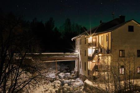 Sävenfors Wilderness Lodge