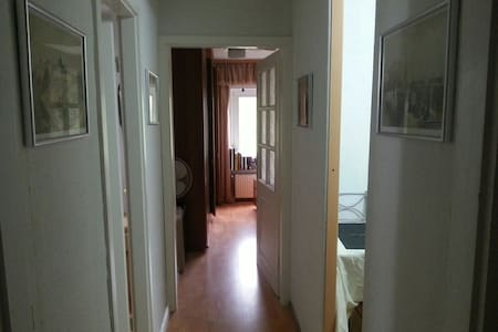 60m2 Apartment with small kitchen and bathroom - Kasbach-Ohlenberg - Apartment