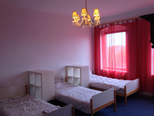 bed in Berlin – dorm