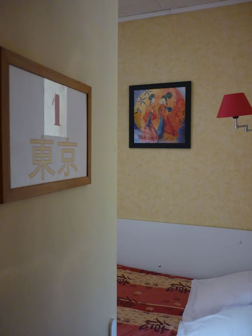 Chambre 2 personnes centre ville chambres d 39 h tes for Chambre 2 personnes