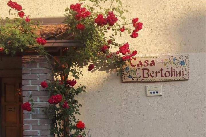 Casa Bertolini: appartamento rose