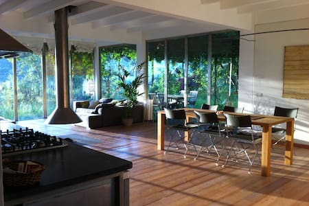 Villa privée, calme, intime, avec piscine - Камайоре