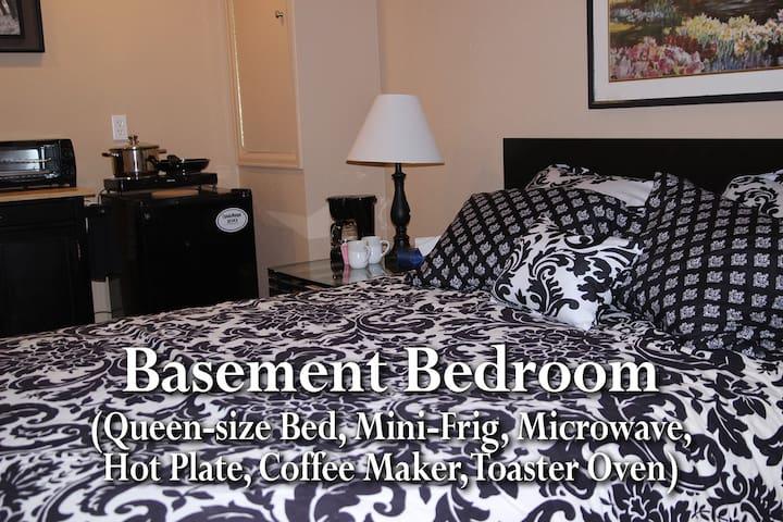 Private Basement Apartment Close to I-25