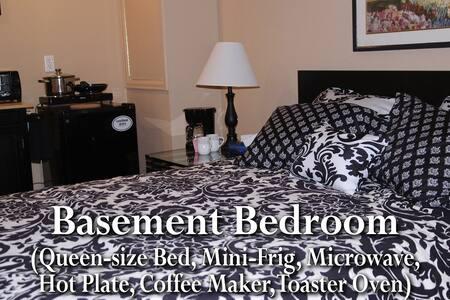 Private Basement Apartment Close to I-25 - Castle Rock - Hus