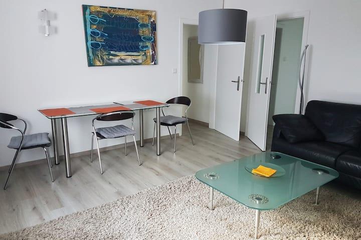 Voll eingerichtete Wohnung in Dortmund Scharnhorst
