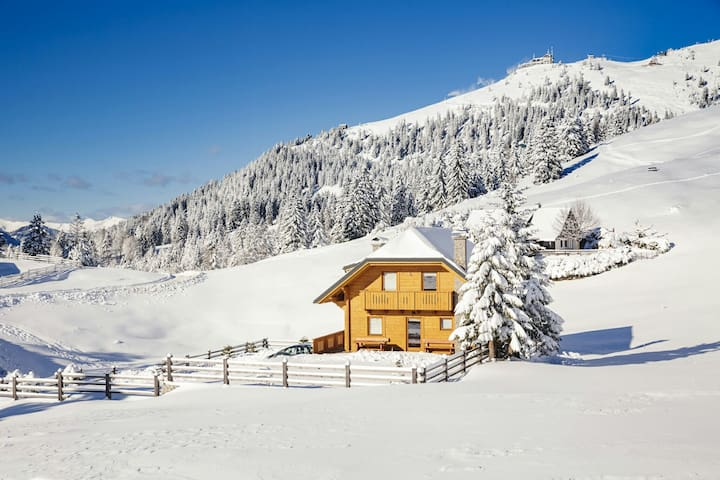 Fabulous Alpine cabin Krvavec #6