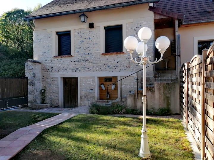 L'Abaca 21 Aux portes de Giverny et la Roche-Guyon