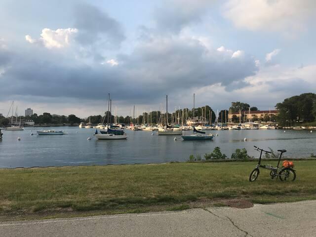 Marina & Yacht Club