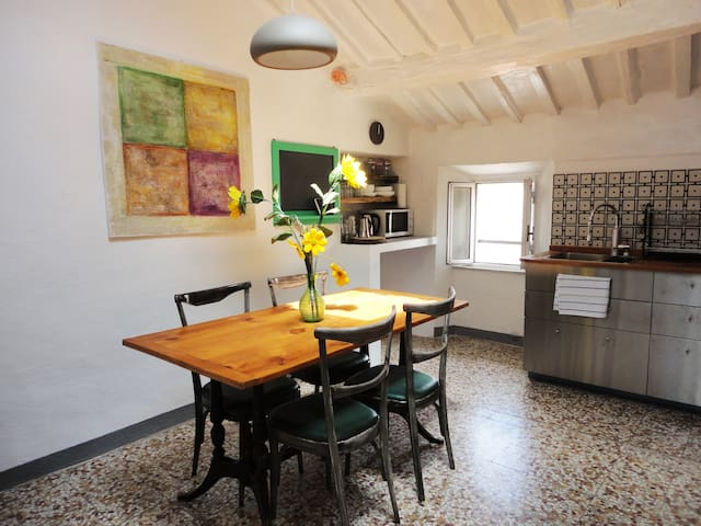 WONDERFUL MAREMMA GARIBALDA HOME. MASSA MARITTIMA