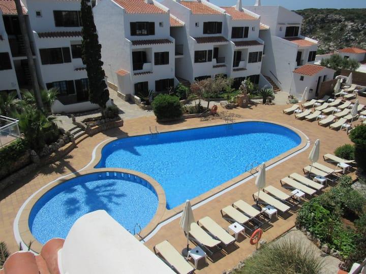 Apartamento de tres dormitorios en Nelva Resort