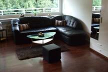 stadtnahes 1,5 Z. Apartment mit Balkon