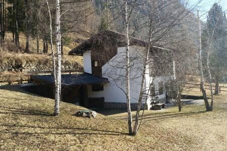 Chalet di montagna a Peio, Val di Sole, Trentino - Peio - Cabin