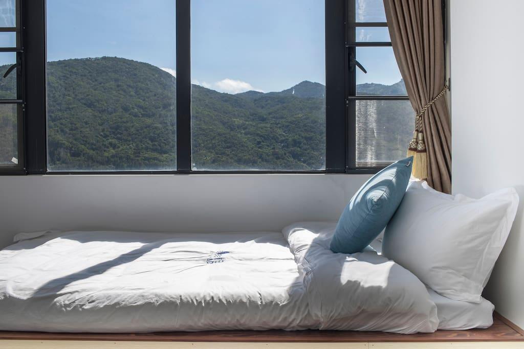 次卧 榻榻米 1.5米双人床