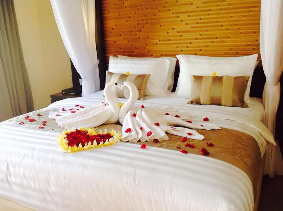 make your honeymoon more memorable in our lovely Villa