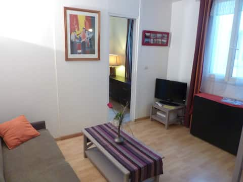 Quiet apartment in the Marais, very central!!!