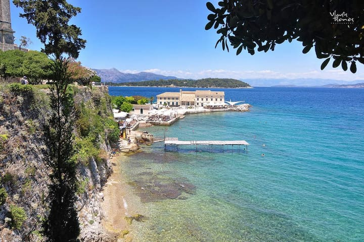 One Bedroom Apartment in Corfu Town