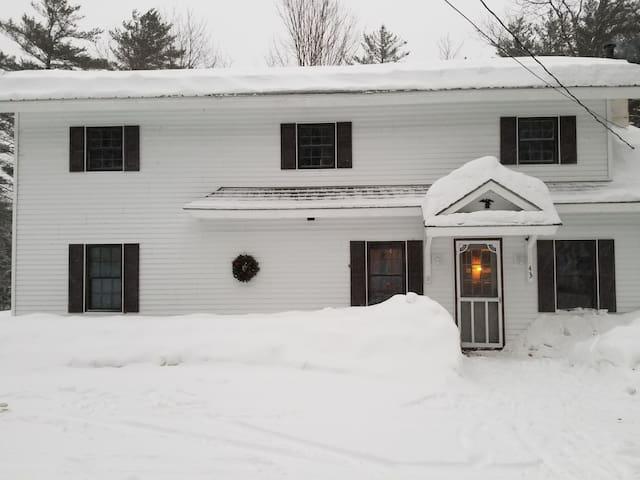 The Ledge House