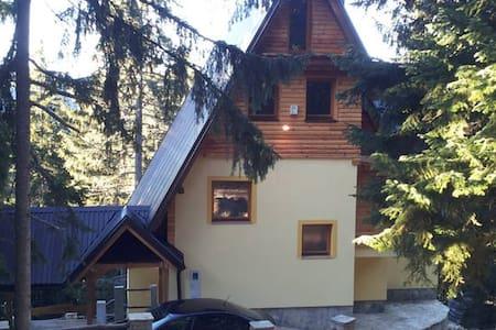 Villa Franka - Vlašić: Apartment 1 - Šišava