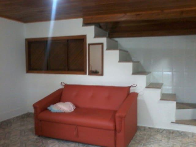 Apto + Mezanino em Sao Lourenco, MG - São Lourenço - Apartament