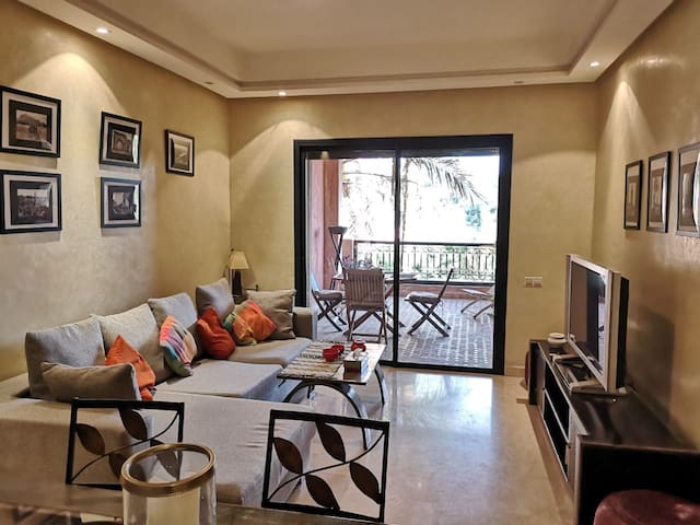 luxury appartement ,in the heart of l'hivernage
