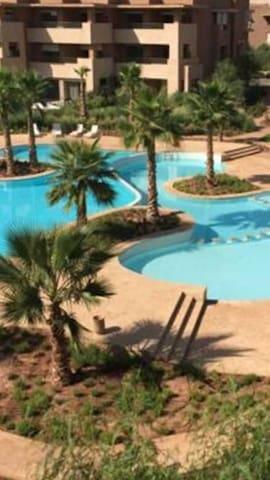 Appartement de luxe au cœur de Marrakech Golf city