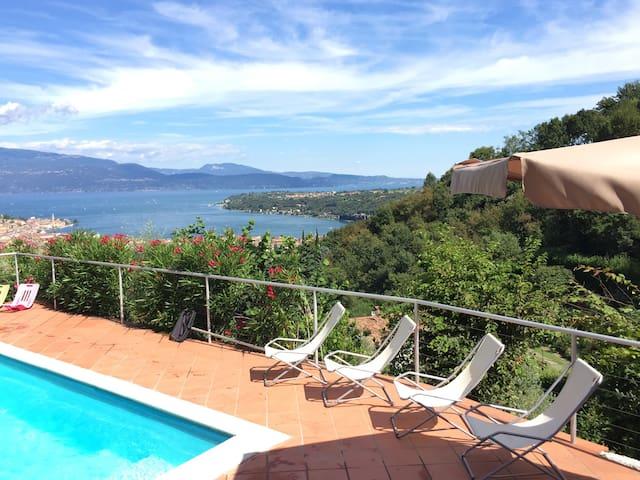 Rustico Strega Lago di Garda/Salò - Cunettone-villa - Villa