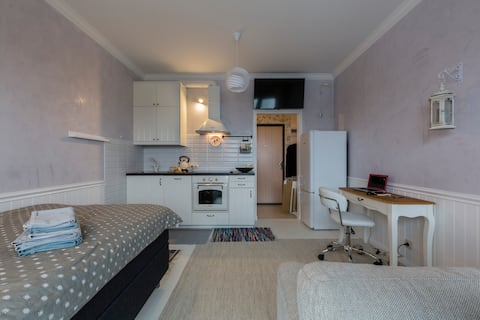 Comfy apartment 10 min. from Pulkovo